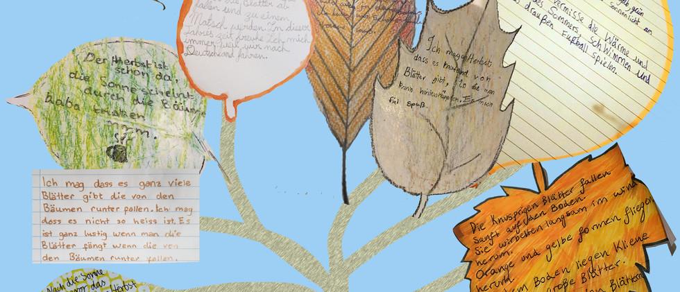 Herbstblätter 2020