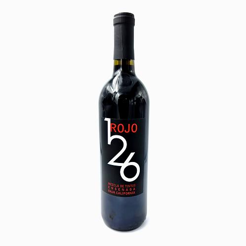 Madera 5 -Rojo 126