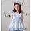 Thumbnail: Ricittos Girls Stripe Dress