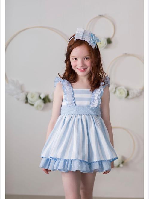 Ricittos Girls Stripe Dress