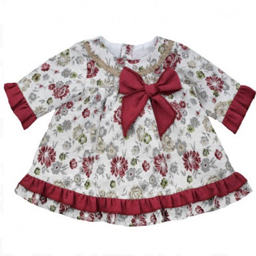 Spanish Floral Dress
