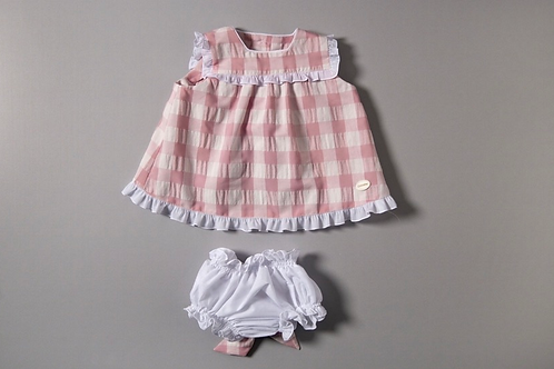 Cocote Gingham Two Piece