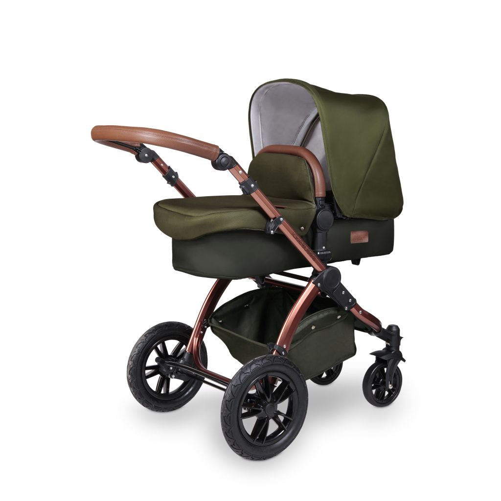 003_Stomp-V4_Woodland-Bronze_Carrycot-An