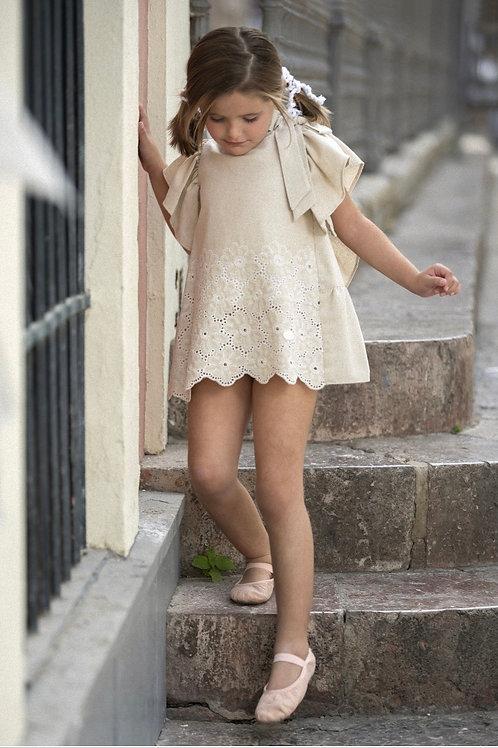 Cocote 'Elegance' Cross Back Dress