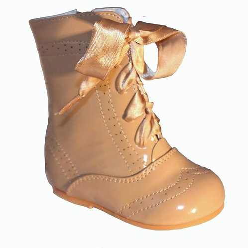 Isabelle Camel Boots