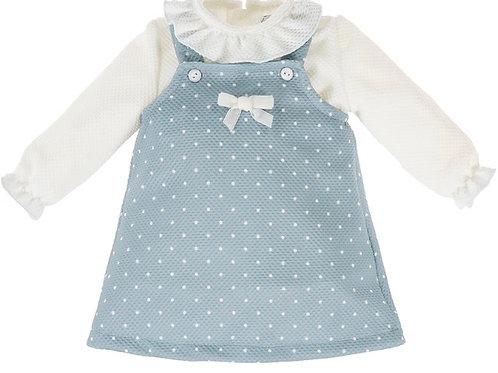 Alber Pinafore Dress