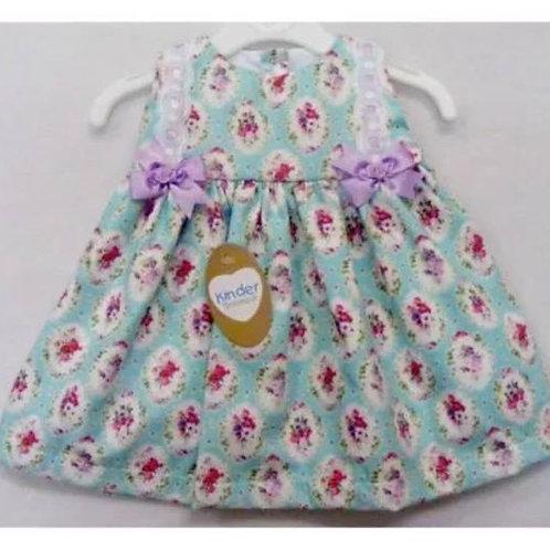 Floral Kinder Dress