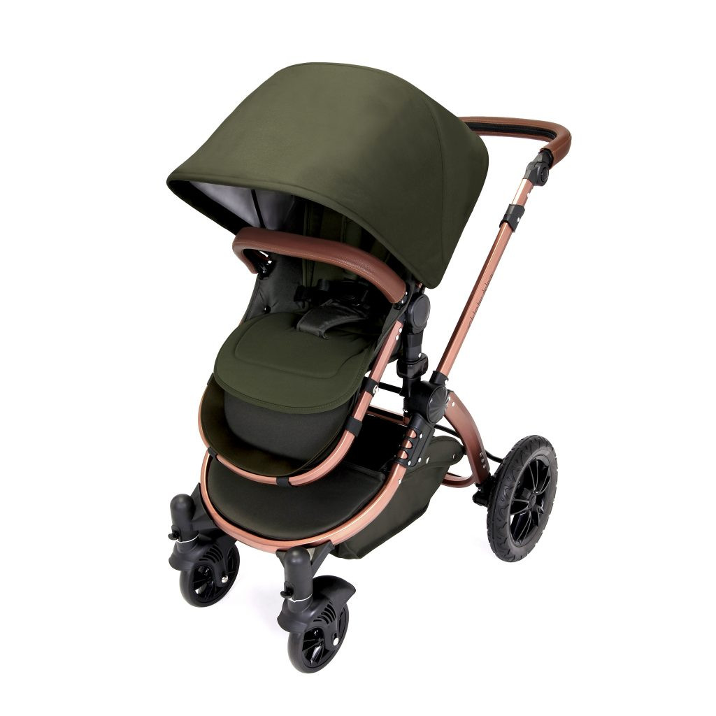 005_Stomp-V4_Woodland-Bronze_Pushchair-A