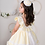 Thumbnail: Ricittos Lemon Low Back Dress
