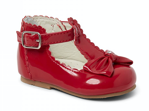 Sally Shoe In Red