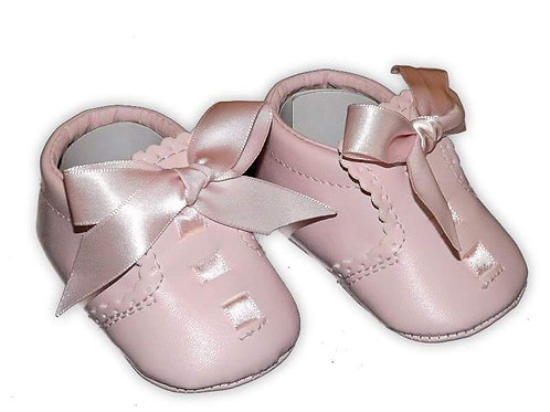 Elliot Pink Ribbon Shoe