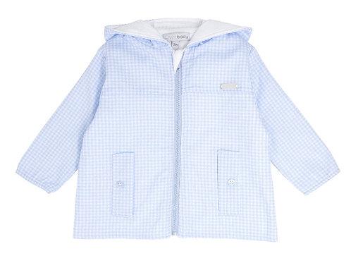 Blues Baby Boys Gingham Summer Jacket