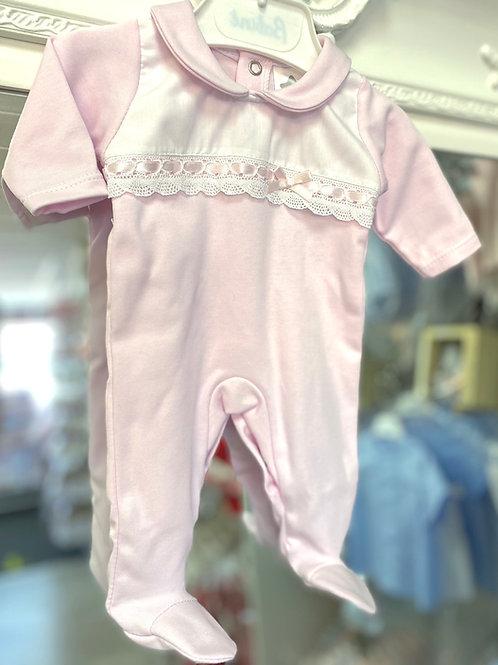 Minhon Pink Babygrow