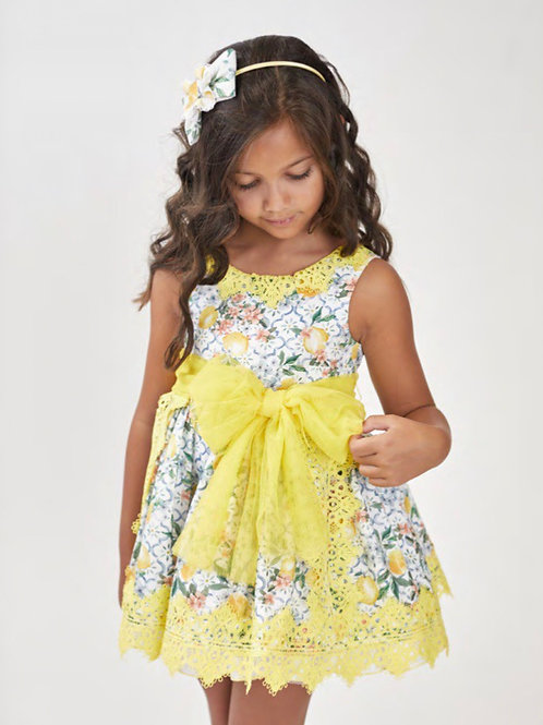 Ricittos Lemon Dress