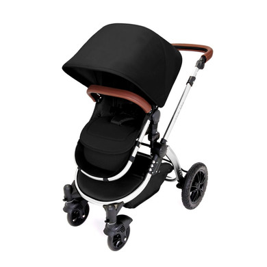 005_Stomp-V4_Midnight-Chrome_Pushchair-A