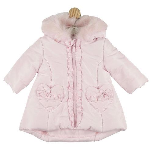 Mintini Pink Heart Coat