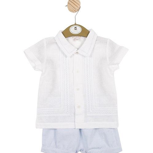 Mintini Shirt and Short Set