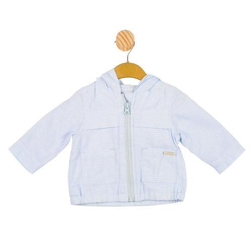Mintini Blue Stripe Coat