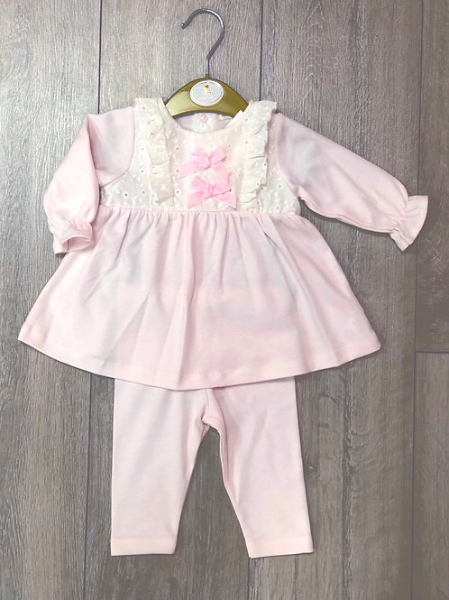 Mintini Pink Two Piece