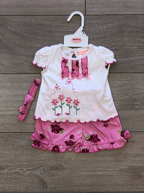 Baby C Three Piece Set