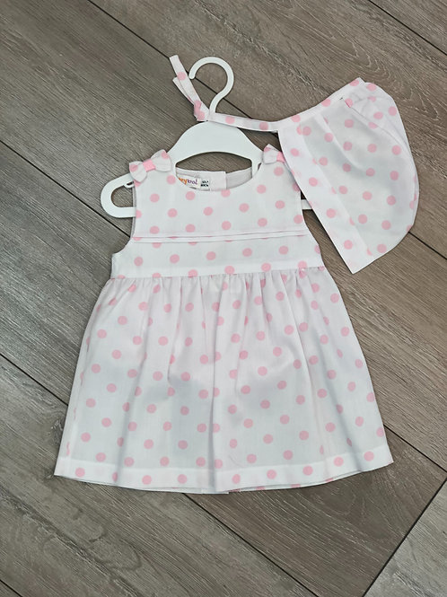 Polka Dot Three Piece Set