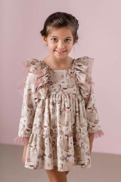 Carmen Vazquez Rapunzel Dress