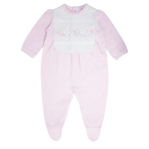 Blues Baby Pink Babygrow