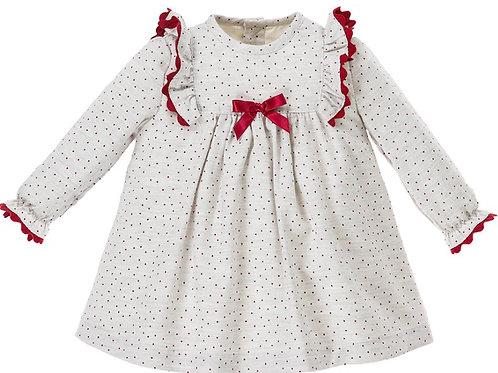 Alber Polka Dot Dress