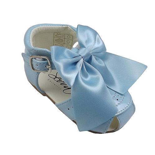 Blue Terri Sandals