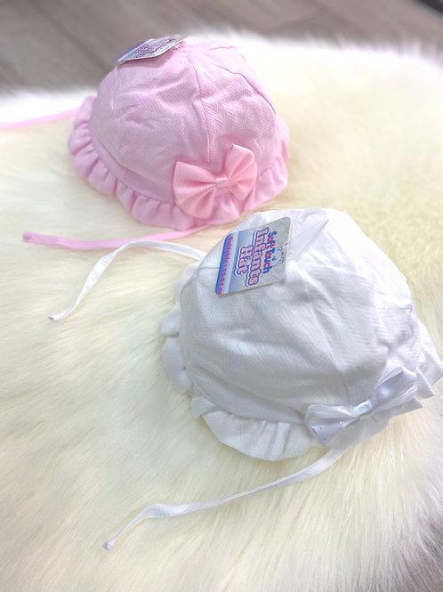 Soft Touch Sparkle Bow Sun Hats