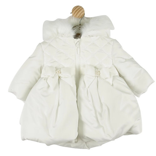 Ivory Mintini Coat