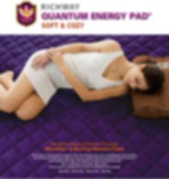 Quantum Energy Pad - Amethyst BioMat International