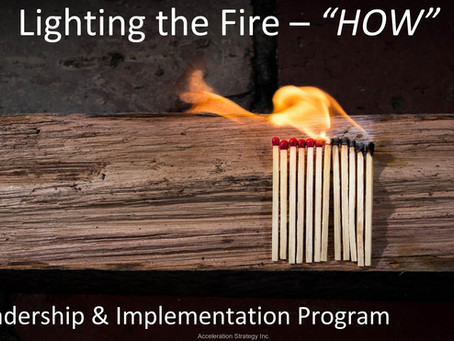 Week 2: CX Leadership & Implementation program ~ Summer 2021
