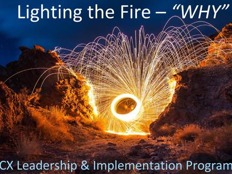 Week 1: CX Leadership & Implementation program ~ Summer 2021