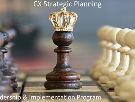Week 3: CX Leadership & Implementation program ~ Summer 2021