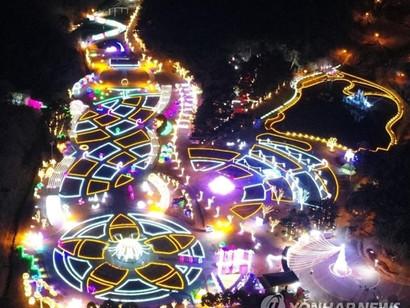 [주말 N 여행] 영남권: 아름다운 빛으로 물드는 울산…'빛 축제' 개막