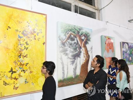 한국-인도 뭄바이 비엔날레