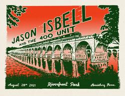 Jason Isbell HBG