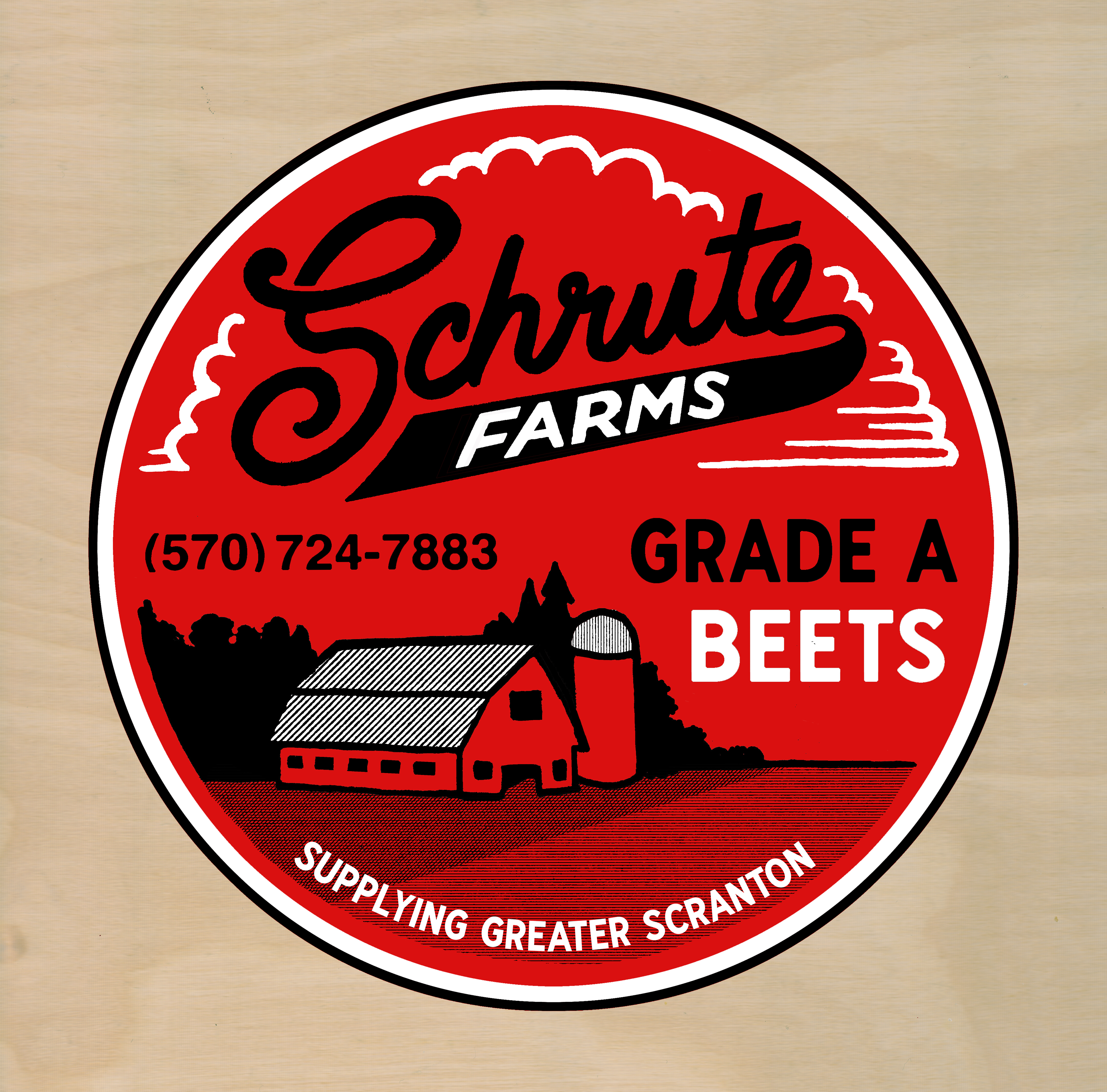 Schrute Farms