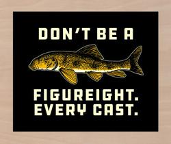 """Figureight """"Don't Be A Sucker"""""""