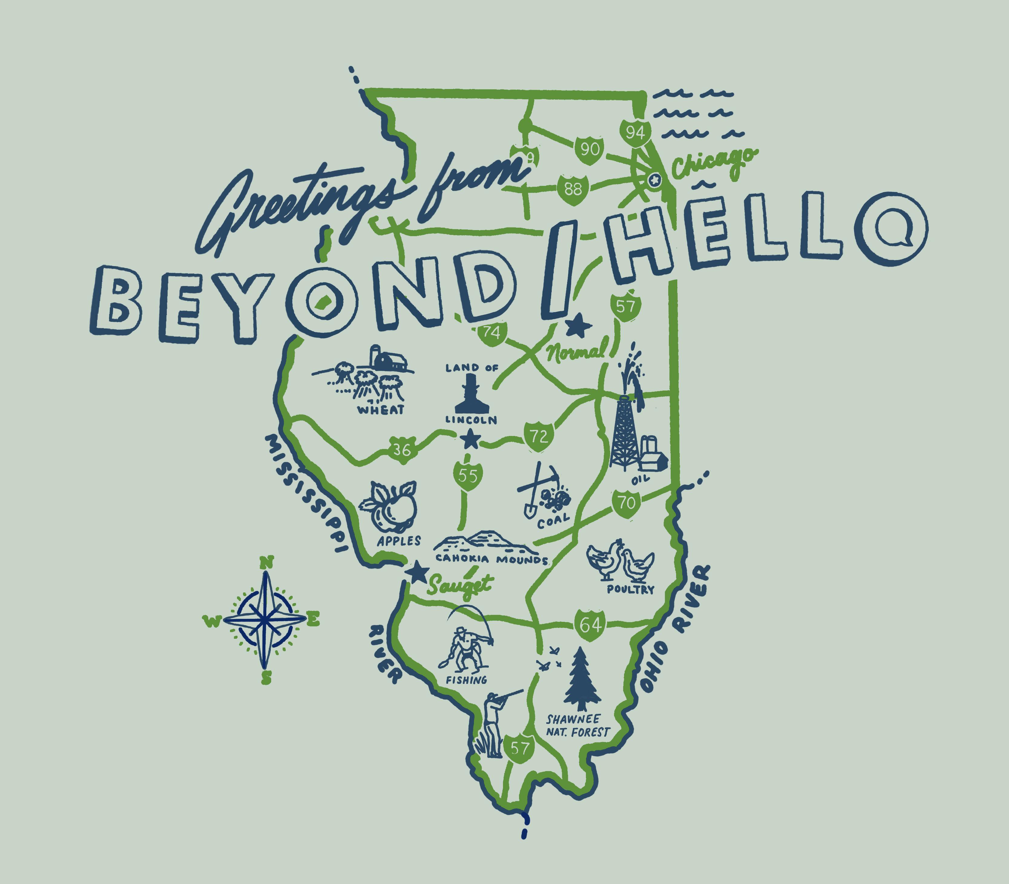 Beyond/Hello