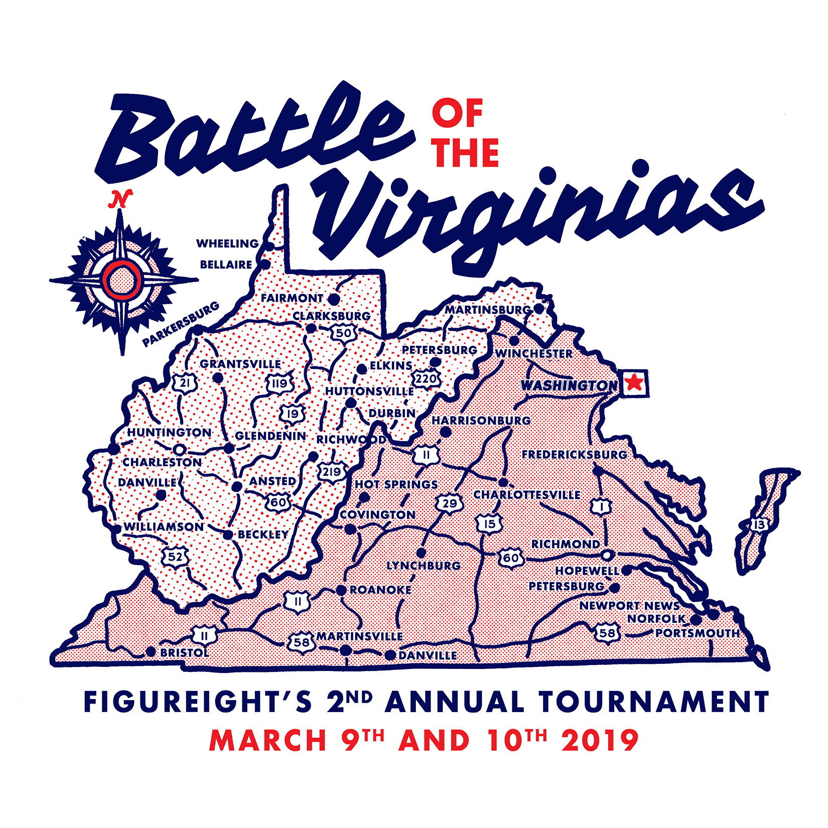 Battle of the Virginias