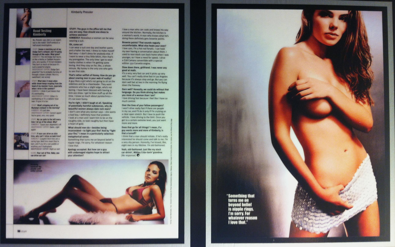 STUFF Magazine Page 3 & 4