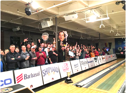 ESPN and PBA in Portland, Maine