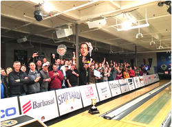 ESPN and PBA in Portland, Maine