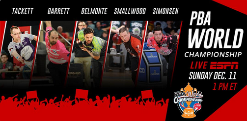 PBA World Championship LIVE!