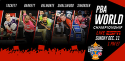 PBA World Championship LIVE!