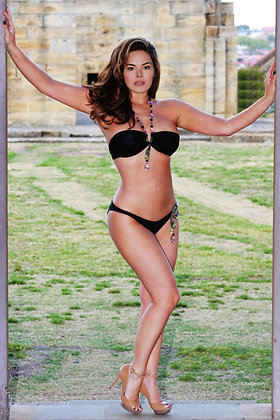 Signed 8x10 Color Photo #2