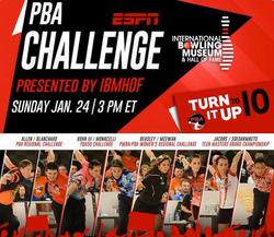 PBA Challenge on ESPN