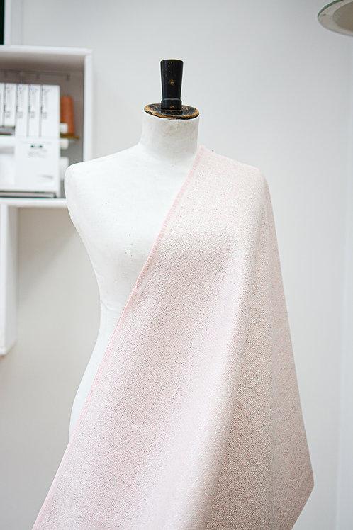 Polyester roze met glittertje